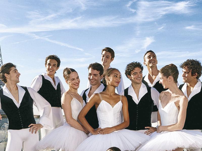 Danse : les Italiens de l'Opéra de Paris