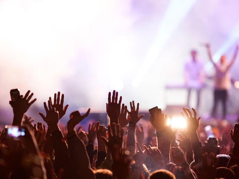 Concert de musique.