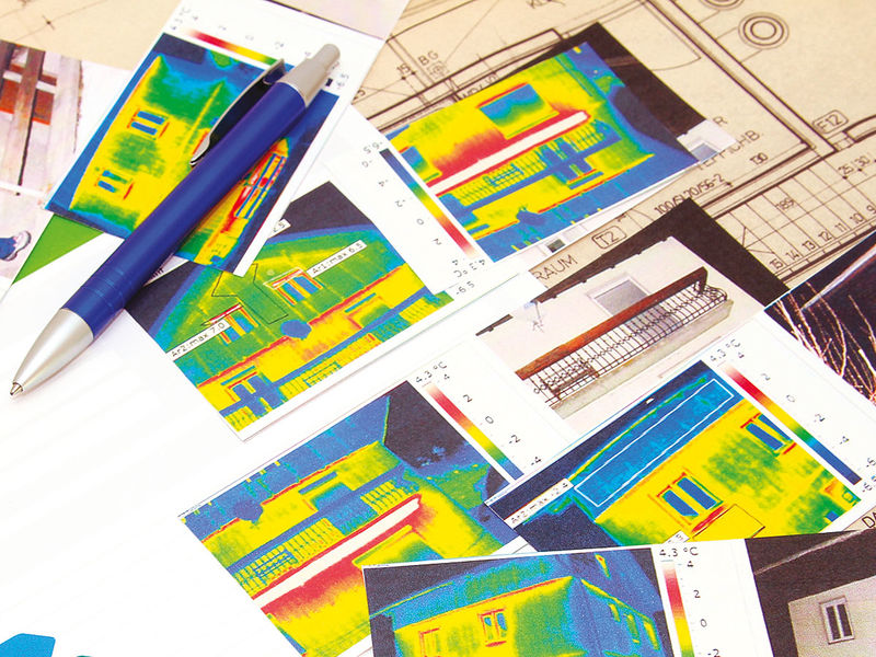 Balades thermographiques